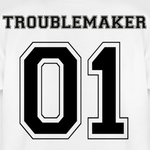 TROUBLEMAKER 01 Black Edition - Kids' T-Shirt