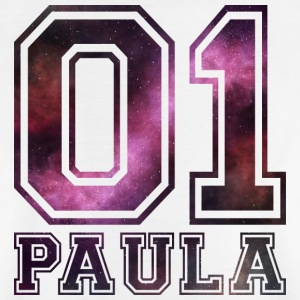 Paula name - Kids' T-Shirt