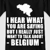 Funny Belgium Holiday Gift Idea - Kids' T-Shirt