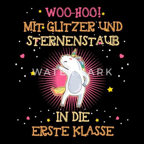 Einschulung Unicorn School 1st Class Gift Idea By Kuhlteez Spreadshirt