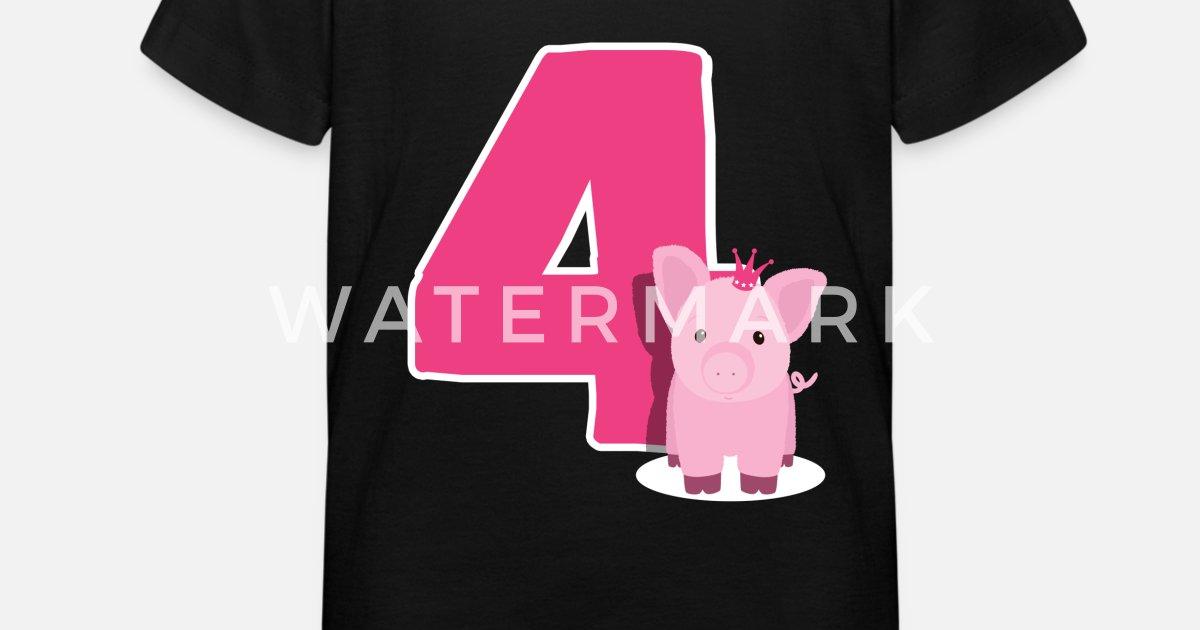 Geburtstag 7 Jahre Kinder Shirt Für Mädchen Und Jungen