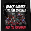 2016_black_smoke_red_IH_tshirt - Kinderen T-shirt