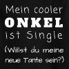 Onkel Single - Kinder T-Shirt
