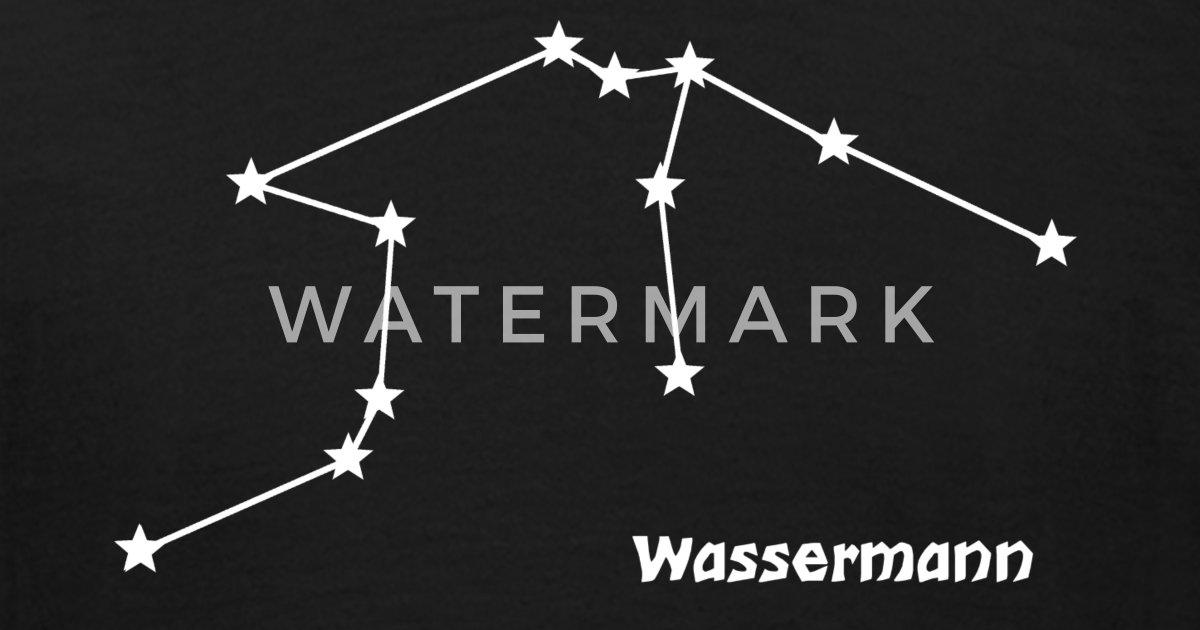 Wassermann Sternzeichen sternzeichen wassermann von tshirtuniversum | spreadshirt