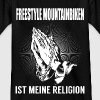 Freestyle mountain bike - mi religión - Camiseta niño