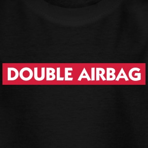 Dual Air Bags - Kids' T-Shirt