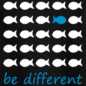 Be different - Kids' T-Shirt