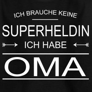 Oma, Omi, Beste Oma, Oma T-Shirt, Oma Geschenk