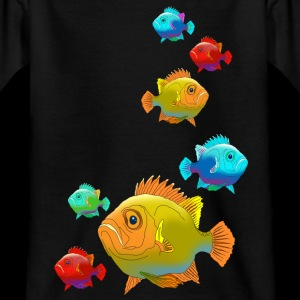 Fish perch Aquarium Ocean sea fishing water