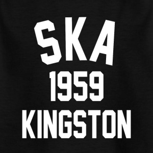 Ska 1959 Kingston - Kids' T-Shirt