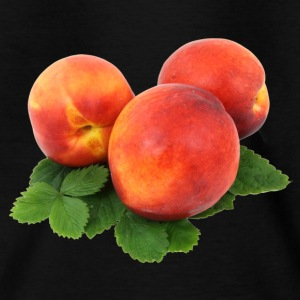 Nectarines pêche pêches nectarines fruits obst1 - T-shirt Enfant