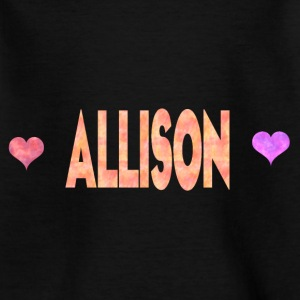 Allison - Kinder T-Shirt