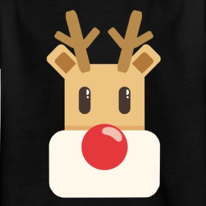 Christmas reindeer - Kids' T-Shirt