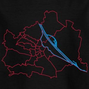 Wien - Kinder T-Shirt