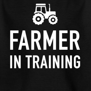 Funny Gift For Farm Kids - Kids' T-Shirt