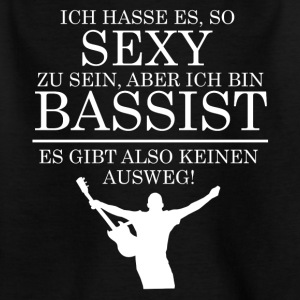 Sexy Bassist - Kinder T-Shirt
