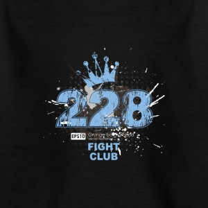 Fight Club 228 - Børne-T-shirt