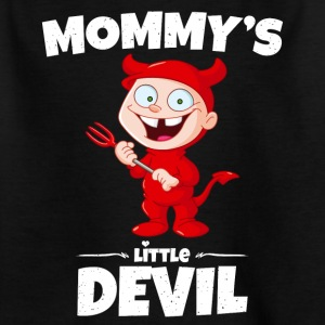 Mommy's little devil - Halloween - Kids - Kids' T-Shirt