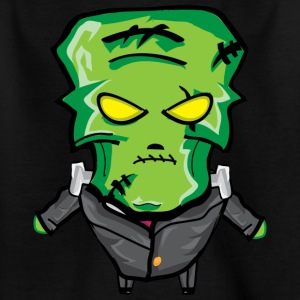 Halloween Frankenstein - Kids' T-Shirt