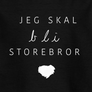 STOREBROR Collection - T-skjorte for barn