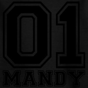 Mandy - Name - Kinder T-Shirt