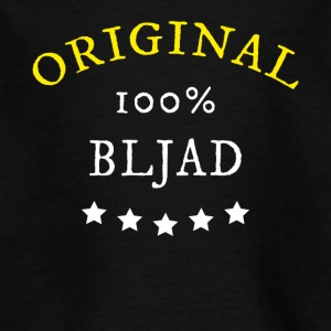 Original 100% Bljad - T-skjorte for barn