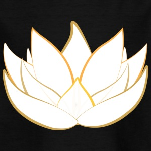 Lotus 3 - Kids' T-Shirt