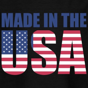 Made in USA - Børne-T-shirt