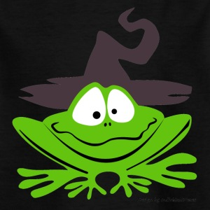 Witchfrosch - Kids' T-Shirt