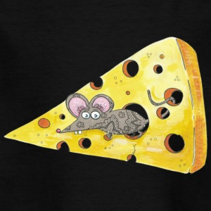 Cheese mice - Kids' T-Shirt