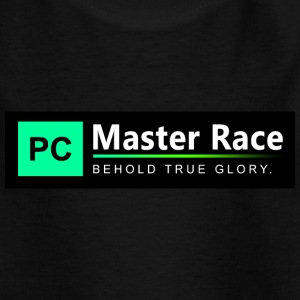 Race Master PC - T-shirt Enfant