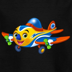 Airplane Arthur Collection - Børne-T-shirt