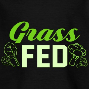 Gräs Fed gräs-fed - T-shirt barn