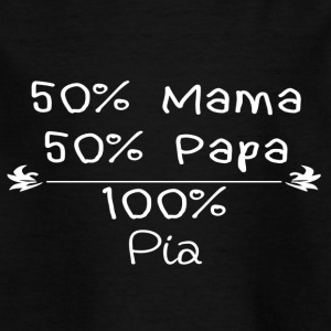 100% Pia - Kinder T-Shirt