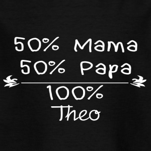 100% Theo - Kinder T-Shirt