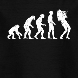 EVOLUTION SINGER! - T-shirt barn