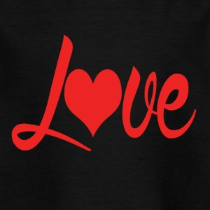 love - Kinder T-Shirt