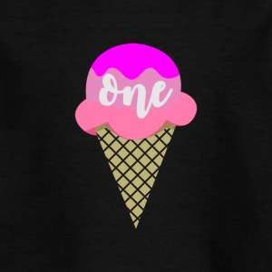 ICECREAM - 1 YEAR - Kids' T-Shirt