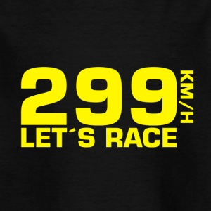 299 km/h - Kinder T-Shirt