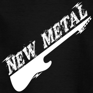 The New Metal Tees - T-skjorte for barn