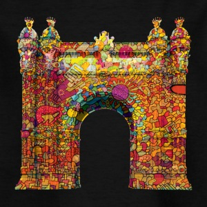 ArcDuColor Barcelone - T-shirt Enfant
