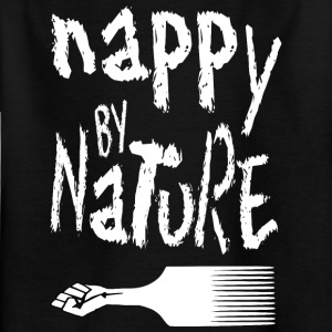 Nappy By Nature - T-shirt Enfant