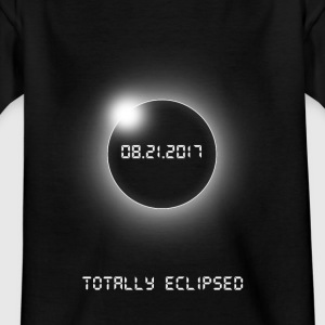 Totally Eclipsed - 08.21.2017 - Kinder T-Shirt