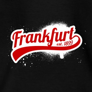 Football League Tyskland Frankfurt 1899 mål Fan - Børne-T-shirt