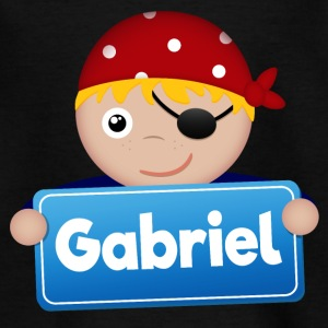 Little Pirate Gabriel