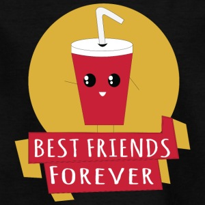 BEST FRIENDS FOREVER - COLA - T-shirt Enfant