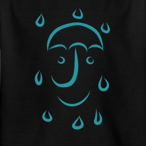 Happy Rainy days - Kids' T-Shirt