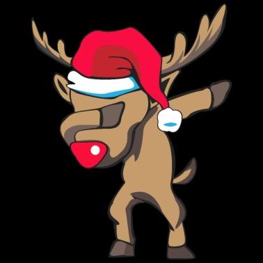 dabbing santa dab rentier elf weihnachten geschenk kinder. Black Bedroom Furniture Sets. Home Design Ideas
