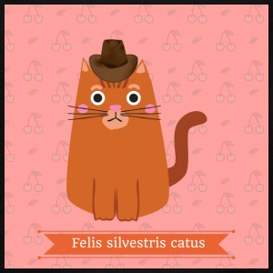 Chat Felis silvestris catus - T-shirt Enfant