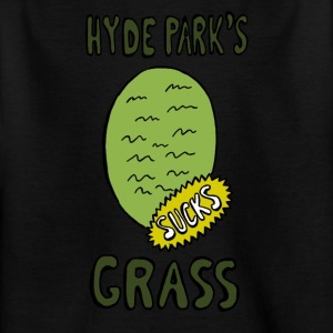 Hyde Park Grass KOTZEN - Kinder T-Shirt